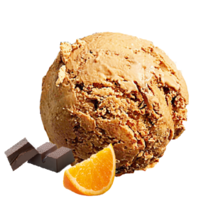 Chocolate Orange Gelato