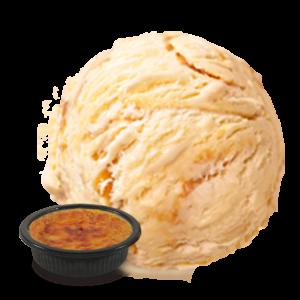 Crème Brûlee Gelato