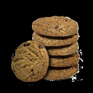 Pack Volcano Chocolate Cookies